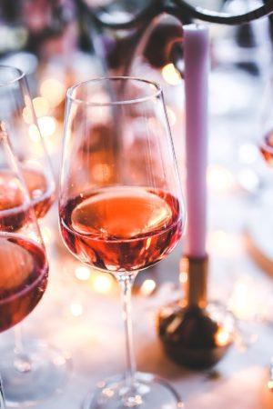 Rosé vine